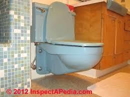 toilet rear outlet toilet american standard toilet rough in
