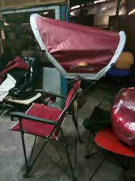 Camping Chair With Canopy, Home & Furniture On Carousell Cheap And Reviews Lawn Chairs With Canopy Fokiniwebsite Kelsyus Premium Folding Chair W Red Ebay Portable Double With Removable Umbrella Dual Beach Mac Sports 205419 At Sportsmans Guide Rio Brands Hiboy Alinum Pillow Outdoor In 2019 New 2017 Luxury Zero Gravity Lounge Patio Recling Camping Travel Arm Cup Holder Shop Costway Rocking Rocker Porch Heavy Duty Chaise