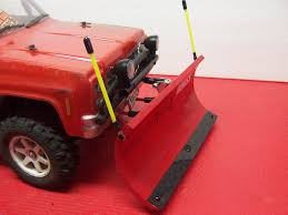Build A Scale Plow - RC TRUCK STOP