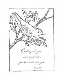 Holiday Coloring Pages Christmas Wish List Page Bible Treasures Book 001015