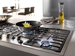 cuisine gaz miele cuisinières et tables de cuisson gaz supérieures de miele