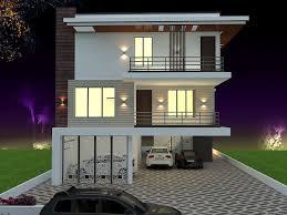 100 Triplex Houses House Design Gharplanner House House Design