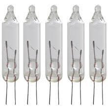 flasher replacement string light bulbs 3 bulbs