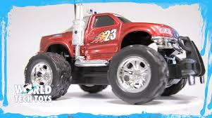 100 Rc Ford Truck The Officially Licensed F150 Electric RC Monster