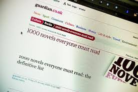 1000 Novels That Everyone Must Read According To The Guardian