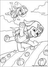 Paw Patrol Coloring Pages 50 Pictures To Print And Color Last Updated November 19th
