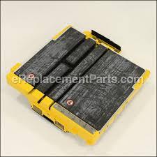 Dewalt Tile Cutter D24000 by Cart Complete With Rollers 617948 00 For Dewalt Power Tool