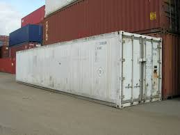 100 Shipping Containers 40 Insulated For Sale
