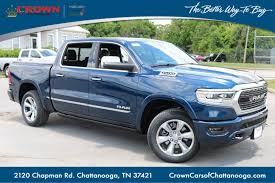 New 2019 Ram 1500 LIMITED CREW CAB 4X4 5'7 BOX For Sale | Chattanooga TN Used Cars For Sale Chattanooga Tn 37421 University Motors Of New Commercial Trucks Leesmith Inc Wagner Trailer Rental Secure Truck And Storage 2019 Ram 1500 Limited Crew Cab 4x4 57 Box For Crown Chrysler Dodge Jeep Tn Best 2002 Ford F550 Mechanics Trucks For Sale 567720 Sell Car In Peddle Kelly Subaru Dealer In Lotus Cargurus