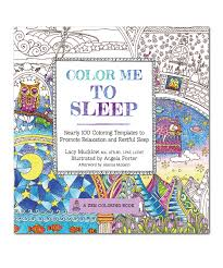 Quarto Publishing Group Usa Color Me To Sleep Coloring Book Zulily