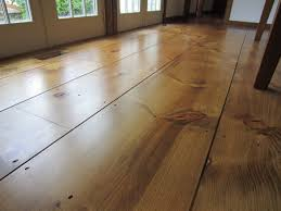 East Hampton Wide Plank Eastern White Pine Installation And Refinishing Farmhouse Dining Room