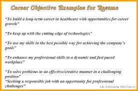 Sample First Job Resume Objective Samples Of Objectives For Resumes Fantastic Career Change About