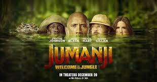 Jumanji Movie ficial Site