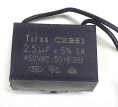 Cbb61 Ceiling Fan Capacitor by Cbb61 2 5uf Ac 450v Capacitor Motor End 9 24 2018 3 15 Pm