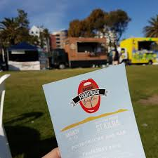 100 Food Truck Fiest King Of Spuds Melbourne Were At St Kilda South Beach Reserve For
