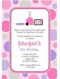 Birthday Card Party Invitation S Happy Botox And Happy Spa
