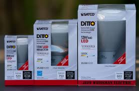 Ditto by Satco LED Light Bulb Review