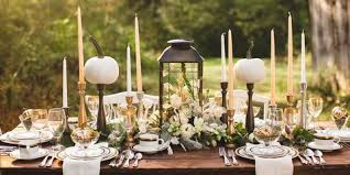 23 Thanksgiving Table Centerpieces And Flowers