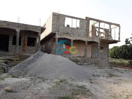 100 Housein 3 Bedroom Uncompleted House In Abokobi For Sale