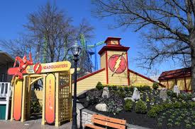 Best Halloween Attractions New England by Another Not California Report Six Flags New England California