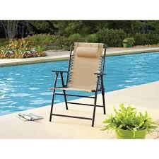 Fabric Task Chair Walmart by 14 Bungee Folding Lounge Chair Walmart Mainstays Bungee