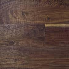 HARBOR Black Walnut Flooring Textured Surface