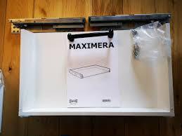 ikea maximera low 60cm drawer metod kitchen