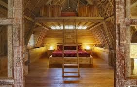 chambre en mezzanine chambre avec mezzanine bungalow yanoliv photo de le yanandra
