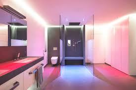 licht im badezimmer mit brumberg