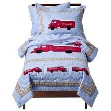 100 Toddler Truck Bedding Sweet Jojo Designs Frankies Fire 5 Pc
