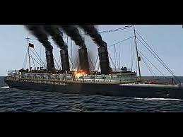 lusitania titanic s tragic rival 3d documentary youtube