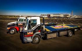 Vehicle Wrap Design: Rush Truck Centers Tow Truck Wraps Done For ...