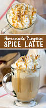 Pumpkin Spice Latte K Cups by Homemade Pumpkin Spice Latte Recipe