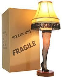 a christmas story 20 inch leg l prop replica by neca desk