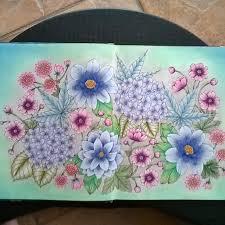 199 Best Blomster Mandala Aka Twilight Garden Coloring Book