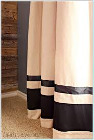 Blackout Curtain Liners Dunelm by How To Make Blackout Curtains With Your Top And Bottom Sewn Lay