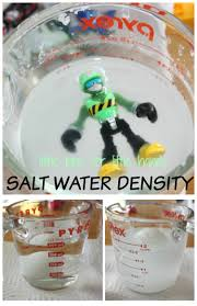 bad eggs float or sink salt water density science experiment for science