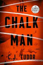 Amazon.com: The Chalk Man: A Novel (Random House Large Print ...
