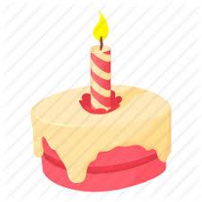 birthday cake cartoon cupcake decoration fun meal icon