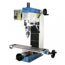 HiTorque Bench Mill 5500 Benchtop Mill for Sale
