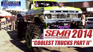 Trucks Of SEMA 2014 : Part 2 - See The Coolest Trucks - YouTube This Nissan Concept Is The Coolest Truck That Nobody Would Buy Photos The Coolest Trucks And A Few Cars From Sema 2015 In One Rigs Pickups Work Show 2016 Crashed Ice Best Ever Car Sculptures By Car Magazine Best Trucks Of 2017 Automobile Classic Seasonso Far Hot Rod How Tos Trends Featured Pickups Move Bumpers Back Rack For P26 On Perfect Fniture Home Design Fourwheel Drives Expedition Portal Dodge Power Wagon Hemi Restomod Icon Cool Pickup 5 Mods Every Owner Should Consider Youtube
