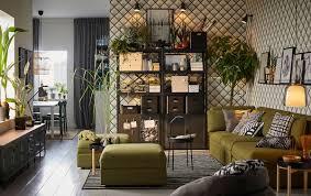 aufbewahrungsmöglichkeiten im wohnzimmer schaffen ikea