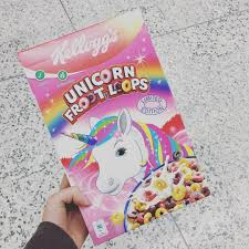 Kelloggs Has Launched Unicorn Froot Loops In The UK Heres Where
