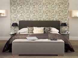 Elegant Bedroom Decorating Interesting Wallpaper Ideas