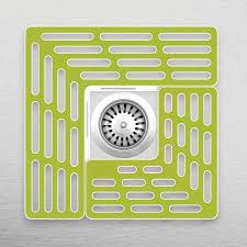Sink Protector Mat Uk by Joseph Joseph Grey Sink Saver Adjustable Sink Protector From