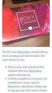 BOXY CHARM One Time Only Box Coming Soon : MUAontheCheap Half Com Free Shipping Promo Code Carchex Direct Boxycharm Coupon Code 2017 Daily Greatness Boxycharm Home Facebook Boxycharm February 2018 Theme Reveal Subscription Boxes Lynfit Discount Fright Dome Circus Coupons Boxy Charm One Time Only Box Coming Soon Muaontcheap Holiday Gift Guide The Best Beauty Cheap Fniture Stores St Petersburg Fl Better Than Black Friday Deal Msa Review October Luxie 3pc Summer Daze Brush Set Review May