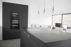 küche schwarz matt minimalistisch küche dortmund