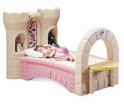 step 2 princess castle toddler or twin bed mygreenatl bunk beds