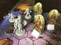 Arguably The Biggest Board Game Of Year Gloomhaven Rode A Massive Wave Hype To Surf Top Both Strategic And Thematic Games List