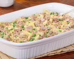 recette de pate au thon recette de gratin de pâtes au thon et petits pois sauce béchamel
